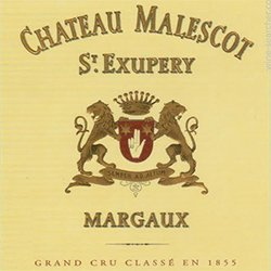 CHATEAU MALESCOT-SAINT-EXUPERY 3me cru classe, Margaux 2016