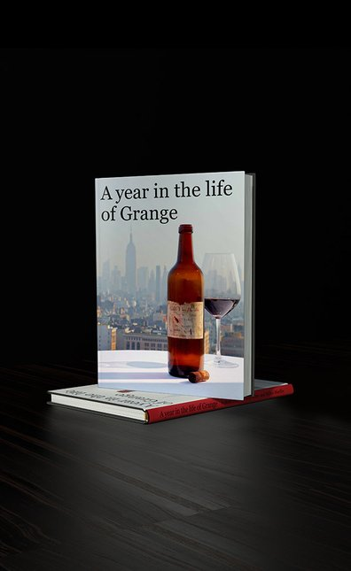PENFOLDS A Year In The Life Of Grange Book, South Australia NV