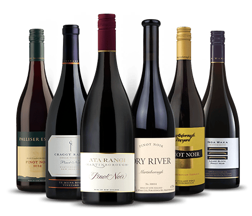 LANGTON'S Martinborough Pinot Noir Discovery Six-Pack	 MV