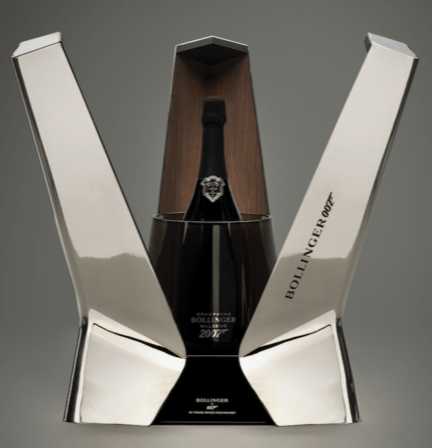 BOLLINGER MOONRAKER LIMITED EDITION, Champagne 2007