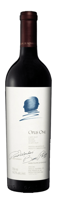 OPUS ONE Cabernet Blend, Napa Valley 2014