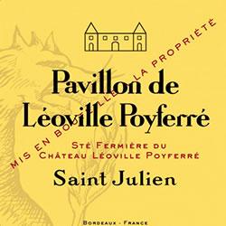 CHATEAU LEOVILLE-POYFERRE, 2me cru classe, St-Julien 2014