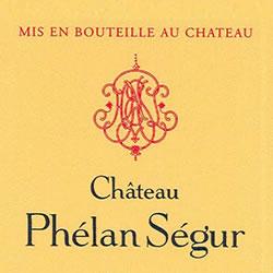 CHATEAU PHELAN-SEGUR Cru bourgeois, St-Estephe 2014