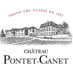 CHATEAU PONTET-CANET 5me cru classe, Pauillac 2016