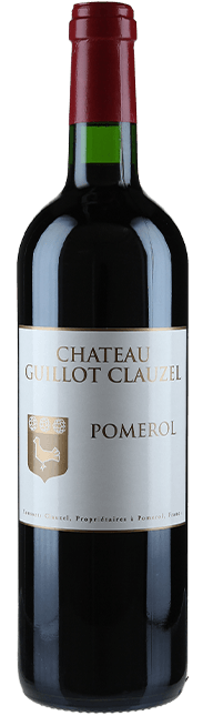 CHATEAU GUILLOT CLAUZEL, Pomerol 2016
