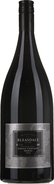 BLEASDALE VINEYARD The Powder Monkey Shiraz, Langhorne Creek 2014