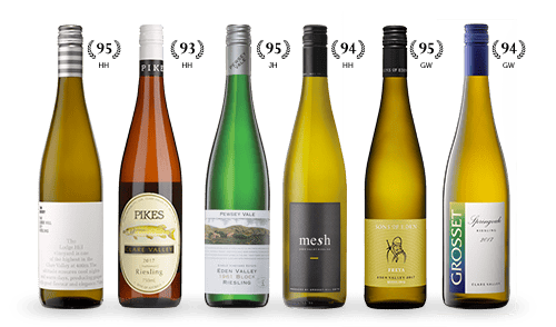 LANGTON'S Leading Rieslings Mix 6-pack  2017