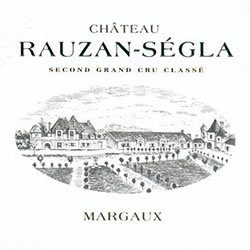 CHATEAU RAUSAN-SEGLA, 2me cru classe, Margaux 2014