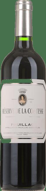 RESERVE DE LA COMTESSE Second wine of Chateau Pichon-Longueville Lalande, Pauillac 2019