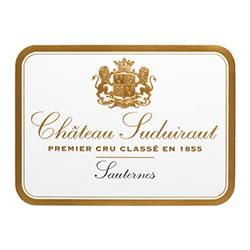 CHATEAU SUDUIRAUT 1er cru classe, Sauternes 2016