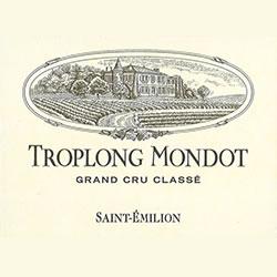 CHATEAU TROPLONG-MONDOT, grand cru classe, St-Emilion 2014