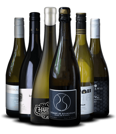 LANGTONS Australia vs France Chardonnay six-pack MV