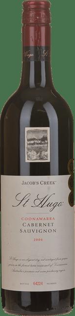 JACOB'S CREEK St. Hugo Cabernet Sauvignon (2002 to 2011), Coonawarra 2006