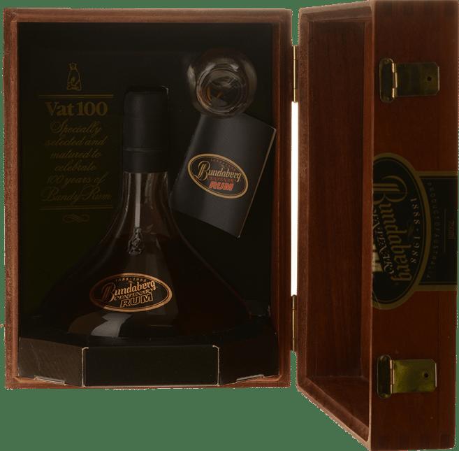 BUNDABERG Vat 100 1888 - 1988 Centenary Rum, Bundaberg NV