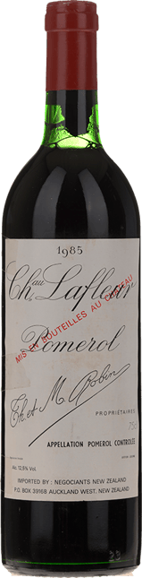 CHATEAU LAFLEUR, Pomerol 1985