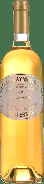 CHATEAU RAYMOND LAFON, Sauternes 2011