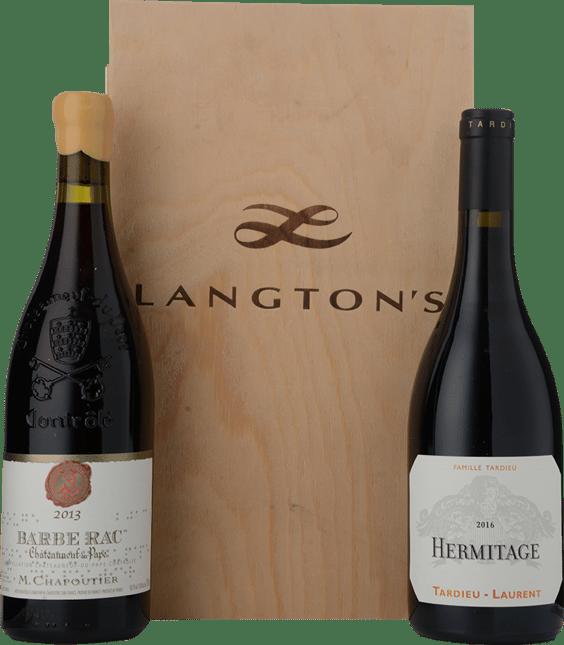 LANGTONS Essential Rhone two-pack MV