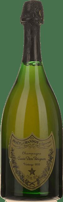 moet chandon cuvee dom perignon brut champagne 1959 langton 39 s fine wines. Black Bedroom Furniture Sets. Home Design Ideas