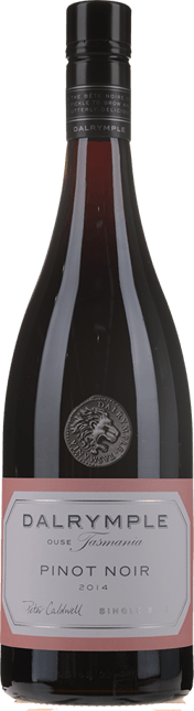 DALRYMPLE VINEYARDS Single Site Ouse Pinot Noir 2014