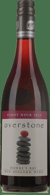 OVERSTONE VINEYARD Pinot Noir, Hawkes Bay 2013