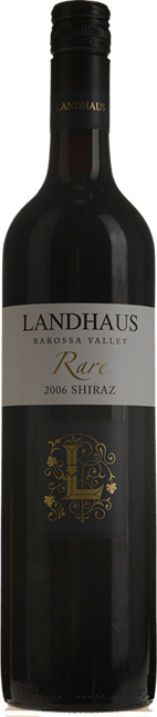 LANDHAUS ESTATE Rare Shiraz, Barossa Valley 2006