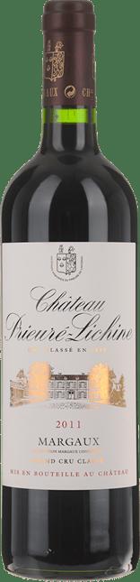 CHATEAU PRIEURE-LICHINE, 4me cru classe, Margaux 2011