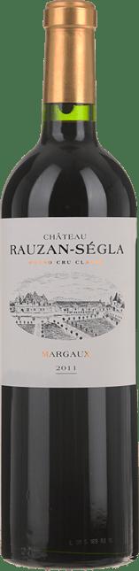 CHATEAU RAUZAN-SEGLA 2me cru classe, Margaux 2011