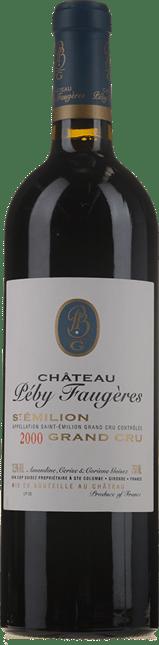 CHATEAU PEBY FAUGERES Grand cru classe, St-Emilion 2000