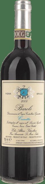 ELIO ALTARE Cerretta Vigna Bricco , Barolo 2008
