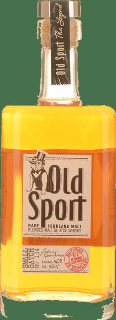 OLD SPORT LTD Rare Blended Malt 40% ABV, The Highlands NV