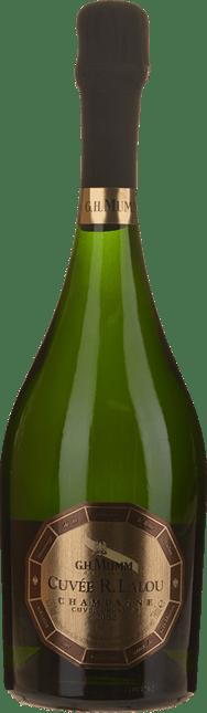 G.H.MUMM Cuvee R Lalou, Champagne 2002