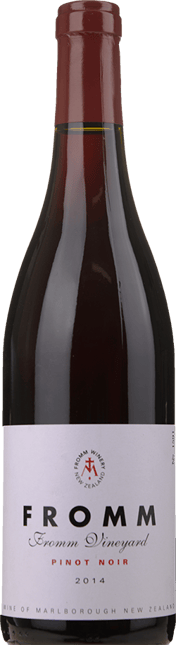 FROMM WINERY Fromm Vineyard Pinot Noir, Marlborough 2014