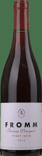 FROMM WINERY Fromm Vineyard Pinot Noir, Marlborough 2014
