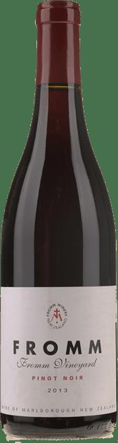 FROMM WINERY Fromm Vineyard Pinot Noir, Marlborough 2013