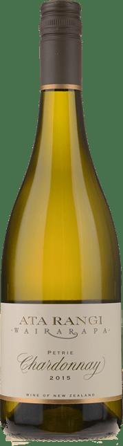 ATA RANGI Petrie Chardonnay, Martinborough/Wairarapa 2015