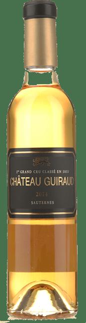 CHATEAU GUIRAUD 1er cru classe, Sauternes 2014