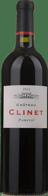 CHATEAU CLINET, Pomerol 2014