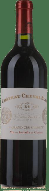 CHATEAU CHEVAL BLANC 1er grand cru classe (A), St-Emilion 2014