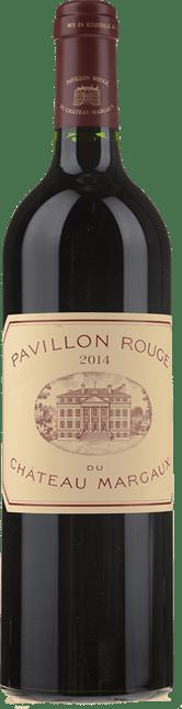PAVILLON ROUGE DU CHATEAU MARGAUX Second wine of Chateau Margaux, Margaux 2014