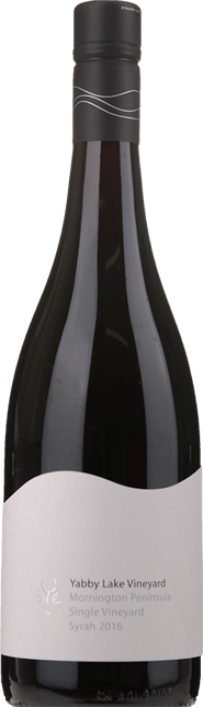 YABBY LAKE VINEYARD Single Vineyard Syrah, Mornington Peninsula 2016