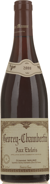 DOMAINE MAUME Aux Etelois, Gevrey-Chambertin 2008