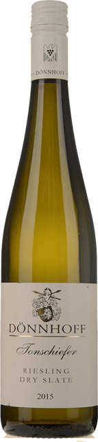 HERMANN DONNHOFF Tonschiefer Dry Slate Riesling, Nahe 2015