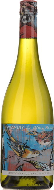WOLF BLASS WINES Bromley By Wolf Blass Chardonnay, Adelaide Hills 2015