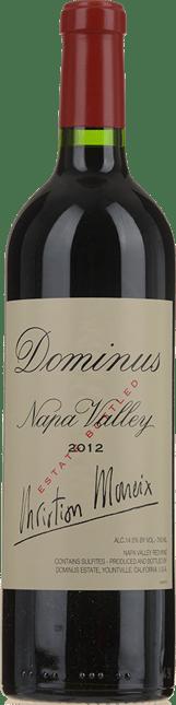 DOMINUS ESTATE Dominus Cabernet Blend, Napa Valley 2012