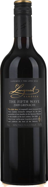 LANGMEIL WINERY The Fifth Wave Grenache, Barossa Valley 2009