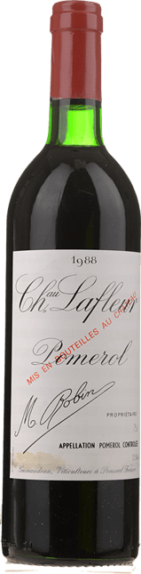 CHATEAU LAFLEUR, Pomerol 1988