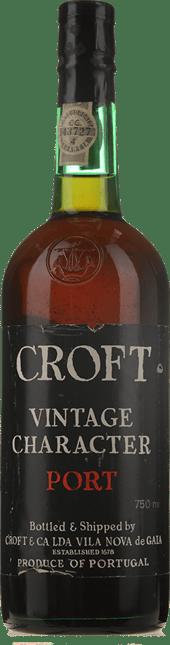 CROFT'S Vintage Character, Oporto NV