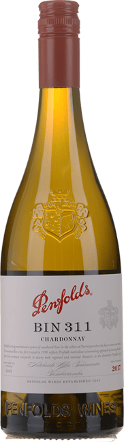 PENFOLDS Bin 311 Chardonnay, Tumbarumba 2017