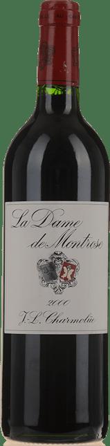 LA DAME DE MONTROSE Second Wine of Chateau Montrose, St-Estephe 2000