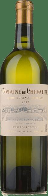 DOMAINE DE CHEVALIER Blanc Grand cru classe, Pessac-Leognan 2012